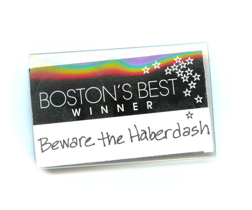 Check out Beware the Haberdash online